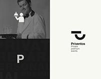 Priventos Branding