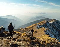 KOMPAK : Hiking shoes