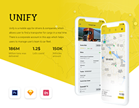 Unify - transportation marketplace