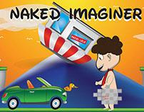Naked Imaginer - Global Game Jam