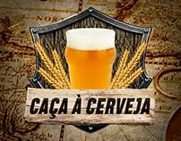 Caça à Cerveja - Identidade Visual
