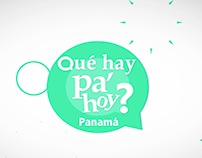 Panama Animation AD