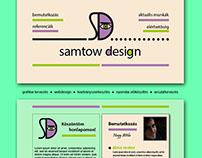 Samtow Design (webdesign)