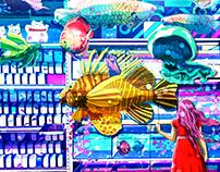 Mr Wong's Marvellous Aquarium
