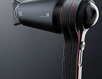 hair essence dryer : what if designed by dolcegusto