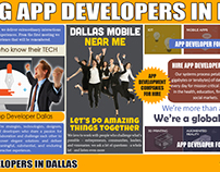 Finding App Developers In Dallas
