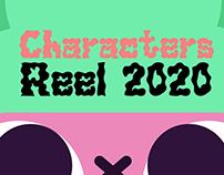 Characters Reel 2020