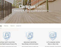Campus Security App and Website