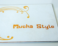 Mucha Style Typeface