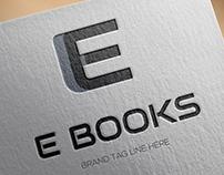 E BOOKS LOGO