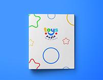 Toyspedia Qatar WLL | Branding