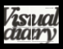 VISUAL DIARY // EDITORIAL PROJECT