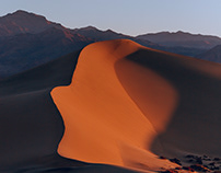 Death Valley: Light & Shadow
