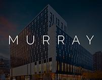 MURRAY — Luxury apartments website