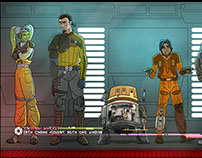 Guardians of the Galaxy Far Far Away
