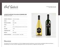 WIP Wine Template