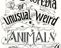 The Encyclopedia of Unusual & Weird Animals