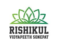 Rishikul School Rebranding