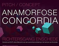 Anamorphic concept