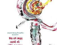 Cartel para exposición de la obra gráfica de Bolo. Madr