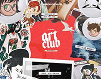 2017 HWA CHONG ART CLUB MERCHANDISE SALE