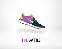 Nike Social Media