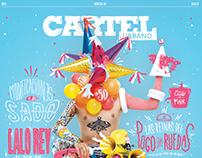 Revista Cartel Urbano Ed. 50