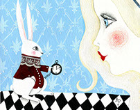 Alice and the porcelain violin