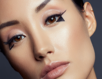 Fade to Black - Beauty Story for @makeupmymood