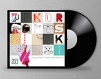 WIECZNA MIŁOŚĆ/Pokorski/vinyl cover