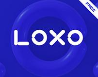 LOXO (free font)