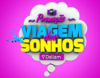 Campanha fictícia - Viagem dos Sonhos CD4
