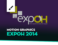 EXPOH 2014 | Motion Graphics