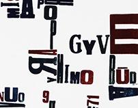 J. Mačiūnas letters interpretation