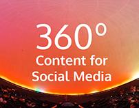 360º for social media