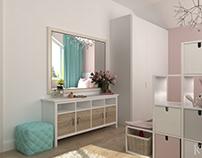 Design from KSD. Child's Bedroom