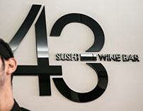 43 Sushi and Wine Bar