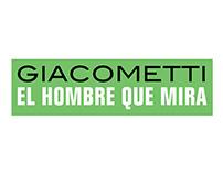 _GIACOMETTI, EL HOMBRE QUE MIRA