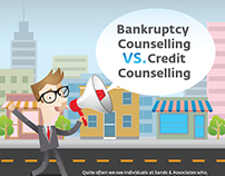 Bankruptcy Counselling VS. Credit Counselling