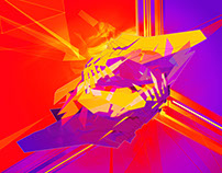 Geometric 3D Concept Identity (iterative design)