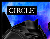 CIRCLE CLUB PARTY POSTER