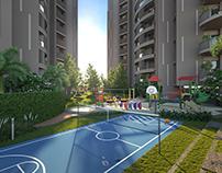 Dwarkesh Radiance Designed_by 99Studio Ahmedabad