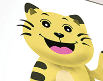 Mizan Mascot Creation