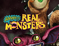 Real Monsters FanArt