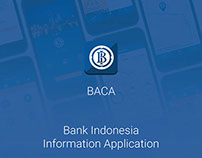 Bank Indonesia Mobile App Concept