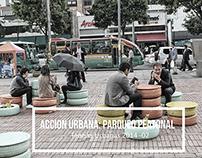 Accion Urbana: Parqueo Peatonal/Teorias Urbanas 2014-02
