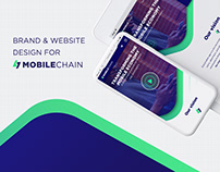 Mobilechain branding