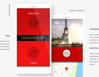 SoundTrack City App