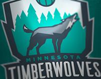 Rebranding the Minnesota Timberwolves | ianbakar.com