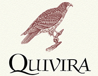 Quivira Vineyards Label Illustrations by Steven Noble